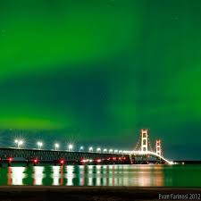 how long do the northern lights last submitted by evan farinosi northern lights over the mackinaw