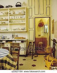 sala da pranzo in francese archivio fotografico pavimento pavimentato in francese sala