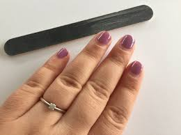 removing gel nails at home stephi says