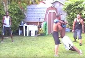 Dada 5000 Backyard Fights Backyard Fighter Goes Down Multiple Times And Keeps