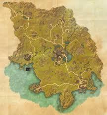 World Treasure Map by Elder Scrolls Online Treasure Maps Guide Pre Order Bonus All