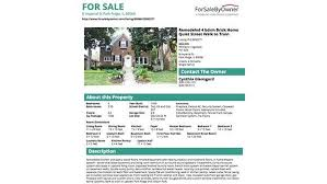 flyers for sale 14 free flyers for real estate sell rent free