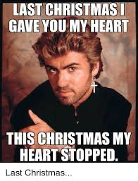 Last Christmas Meme - george michael last christmas meme michael best of the funny meme