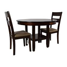85 off macy u0027s macy u0027s branton 3 piece dining room collection