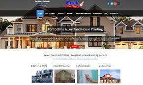home design companies fort collins website design mobile design affordable price