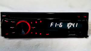 pioneer dxt 2266ub am fm cd player car stereo youtube