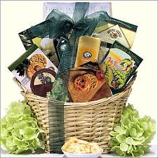 Cheese Gift Of You Father U0027s Day Gourmet Cheese Gift Basket