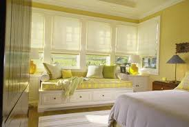 Curtain Designs For Bedroom Windows 20 Roman Shades And Curtain Ideas Creating Beautiful Modern