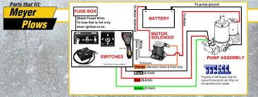 meyer snow plow wiring diagram regarding meyer plow wiring diagram