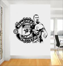 aliexpress com buy large design zlatan ibrahimovic football aliexpress com buy large design zlatan ibrahimovic football player vinyl wall decals stickers for kids room boy bedroom vinilos paredes a212 from reliable