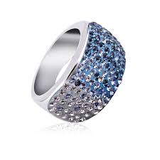 rings crystal swarovski images Swarovski crystal ring vironna jpg