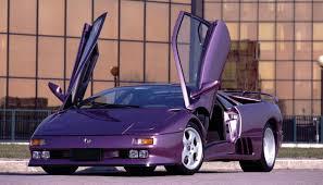 Lamborghini Veneno Purple - hypercarz lamborghini