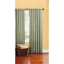 Yellow Faux Silk Curtains Better Homes And Gardens Solid Lined Faux Silk Window Panel