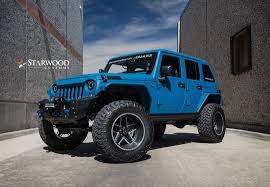 starwood motors kevlar paint blue starwood custom jeep starwoodmotors jeep pinterest