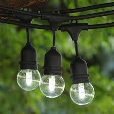 Commercial Grade String Lights by Commercial Grade Led String Light Sets Outdoor String Lighting
