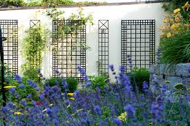 espalier trellis trellises for walls www classic garden