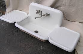 SOLDAntique Kitchen Sinks - American kitchen sinks