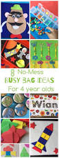 no mess busy bag ideas for 4 year olds busy bags bag and activities