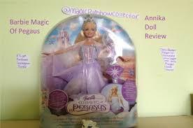 barbie magic pegasus annika doll review