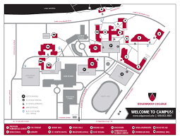 edgewood college campus map