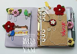 your own planner road design team make your own embellishments for your planner