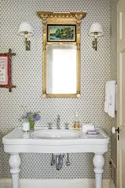wallpaper designs for bathrooms beautiful wallpaper ideas southern living