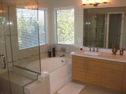 master bathroom renovation ideas small master bathroom incorporating lots of white and clear glass