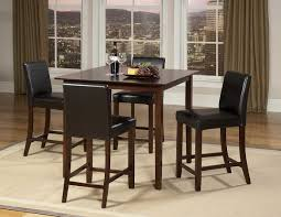 counter height dining room table sets homelegance weitzmenn counter height dining table 5350 36