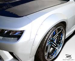 widebody camaro 10 15 chevrolet camaro gt concept duraflex widebody front fender