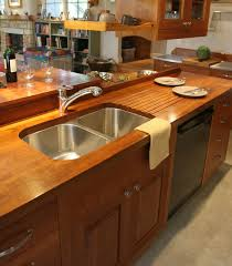 countertops custom wood countertops construction styles for end