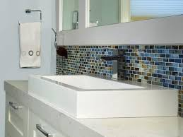 bathroom backsplash ideas and pictures bathroom sink splash guard ideas bathroom backsplash ideas tile
