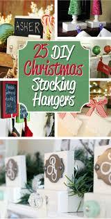 christmas stocking hangers