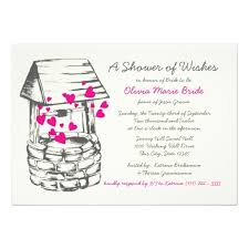 honeymoon fund bridal shower baby shower wishing well invitation wording wishing well bridal