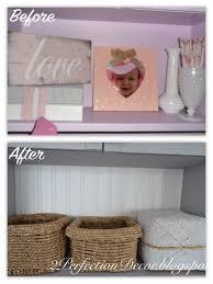 2perfection decor medicine cabinet makeover
