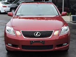 lexus matador red used 2006 lexus gs 300 at auto house usa saugus