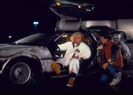 back to the future u0027s influence on car and vehicle design