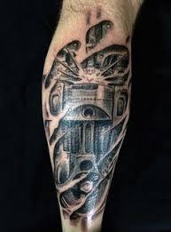 piston tattoo by pete terranova tetování pinterest piston