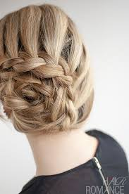 put your hair in a bun with braids curved lace braid hairstyle tutorial inspired by nicole kidman at