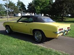 1969 camaro rs ss convertible 1969 chevrolet camaro rs ss convertible 79126 chevrolet camaro