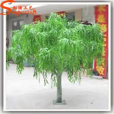 new products customize artificial weeping willow tree cheap