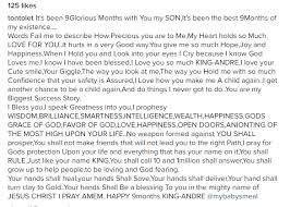 tonto dikeh writes open letter to son as he turns 9 months