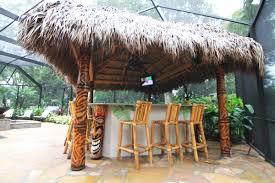 big kahuna blog our recent tiki hut and tiki bar builds