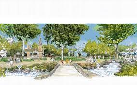 former disney imagineer bob baranick plans saxapahaw north