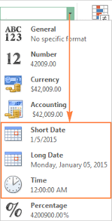 format date in excel 2007 how to change excel date format and create custom formatting