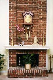 brick fireplace color ideas home design inspirations
