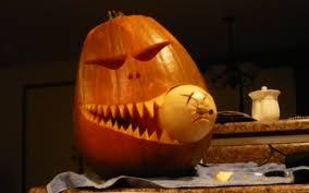 halloween pumpkin desktop backgrounds fall pumpkin wallpaper for desktop wallpapersafari