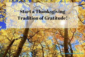 want to and bring more meaning to your thanksgiving