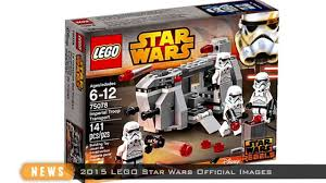 lego star wars stormtroopers wallpapers 2015 lego star wars set official images youtube