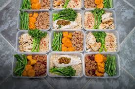 guide to meal prep 24life