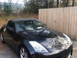 nissan 2008 2 door black nissan 350z in georgia for sale used cars on buysellsearch
